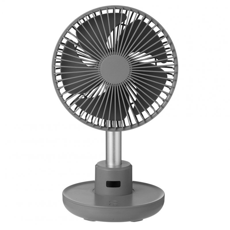 USB Desktop Fan Portable Rotation Angle Fan for Office Household Traveling black_160*185*320mm