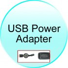 USB Power Adapter for CVKA G108 Two Way Audio Device with Auto Call Feature
