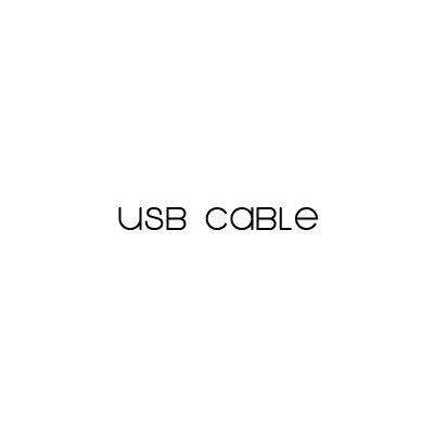 USB cable for M66