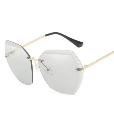 UV400 Frameless High Strength Sunglasses NO.1