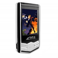 MP4 Player with 1.8 Inch OLED Screen (2GB)