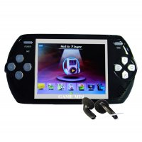 Digital Multimedia Player (MP3, MP4, Camera, Games, Large LCD)