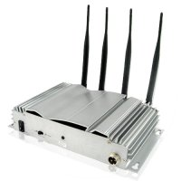 Advanced Mobile Phone Signal Jammer with High + Low Outputs