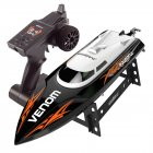 UdiR C UDI001 33cm 2 4G Rc Boat 20km h Max Speed with Water Cooling System 150m Remote Distance Toy black