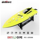 UdiR/C UDI001 33cm 2.4G Rc Boat 20km/h Max Speed with Water Cooling System as shown