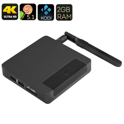 Ugoos AM1 Android TV Box