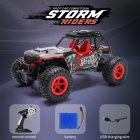 Uj199 20km 1:16 2.4g  Three-way All-round High-speed Remote Control Car 2