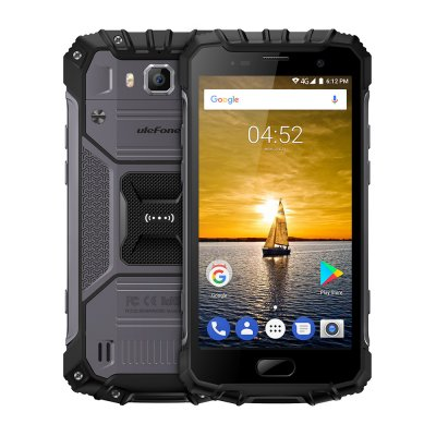 Ulefone Armor 2 Android 7.0 - Black