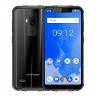 Ulefone Armor 5 Black Phone  IP68 Waterproof Mobile Phone Android 4GB RAM NFC Smartphone buy it on Chinavasion buy more get lower price