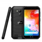 Ulefone Armor X7 5 0 inch Android10 Rugged Smartphone 2GB 16GB ip68 Quad core Cell Phone NFC 4G LTE Mobile Phone black