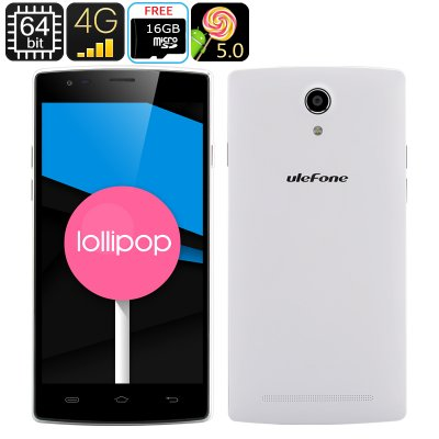 Ulefone Be Pro Android 5.0 Smartphone (White)