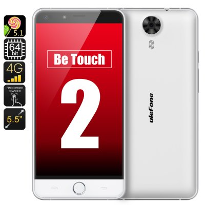 Ulefone Be Touch 2 4G Smartphone (White)
