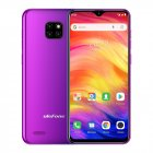 Ulefone Note 7 3G Phablet 6 1 Inch Android 8 1  Go Edition  MT6580A Quad core 1 3GHz 1GB RAM 16GB ROM Smartphone Purple
