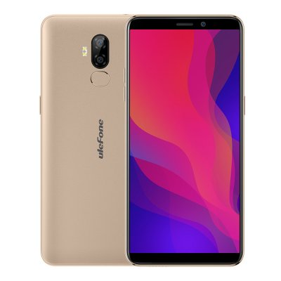 Ulefone Power 3L 2+16GB 4G phone RU-Gold
