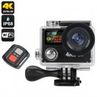 4K Ultra HD Action Wifi Camera (Black)