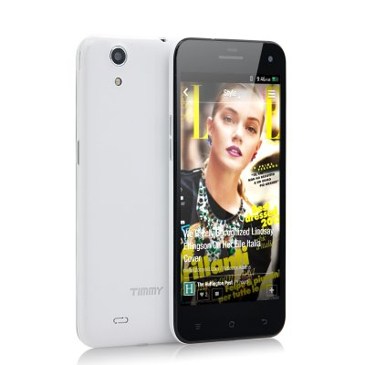 Ultra Thin Android 4.3 Phone - Timmy E82 (W)