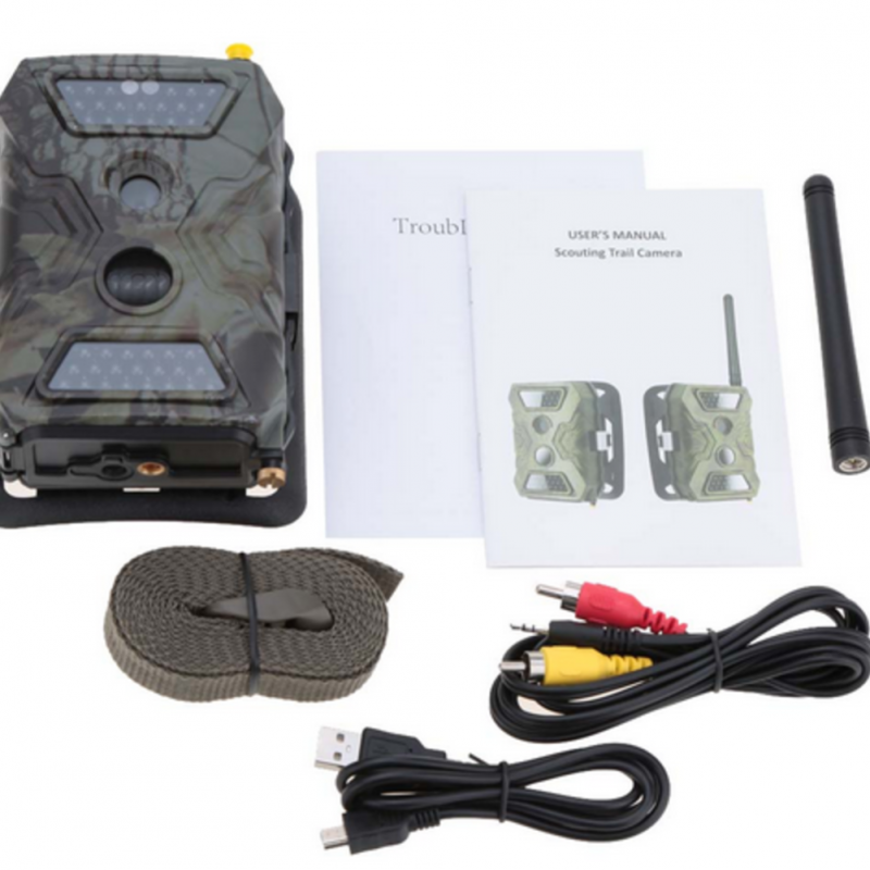 Hunting Camera S680M Full HD 2G 12MP 1080P Video Night Vision Infrared Scouting Game Trail Camera S680M