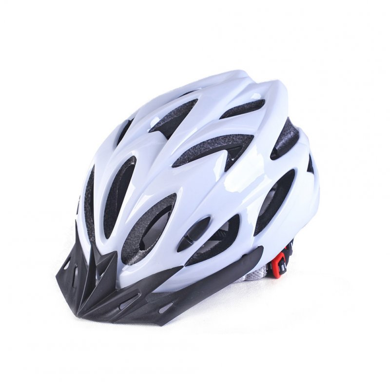 Ultralight Integrated Bicycle Helmet