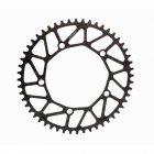 Ultralight LP Positive And Negative Teeth 52 54 56 58T Single Disc 130BCD Crank Bicycle Sprocket