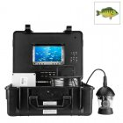 Underwater Fishing Camera with 360 degree rotational view features a 1 3 Inch SONY CCD and Remote Control  coming with a 7 color monitor and 20 meter cable