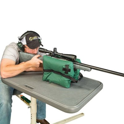 Unfilled Gun Rest Shooting Rest Bag