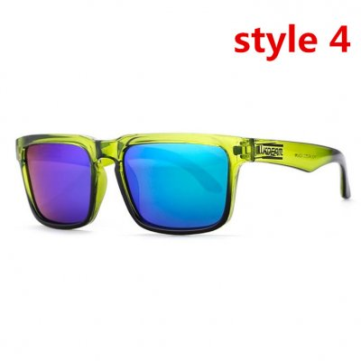 Unisex Fashion Square Sports Sunglasses