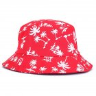Unisex Outdoor Travel Fisherman Hat Pure Cotton Beach Sun Hat