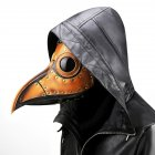 Unisex Plague Bird Doctor Nose Cosplay Fancy Gothic Steampunk Retro Rock Mask for Masquerade Party Halloween