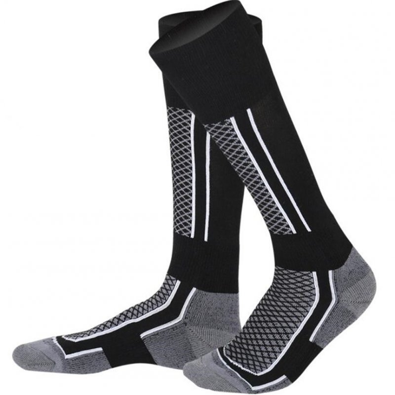 Unisex Winter Thermal Snow Towel Socks