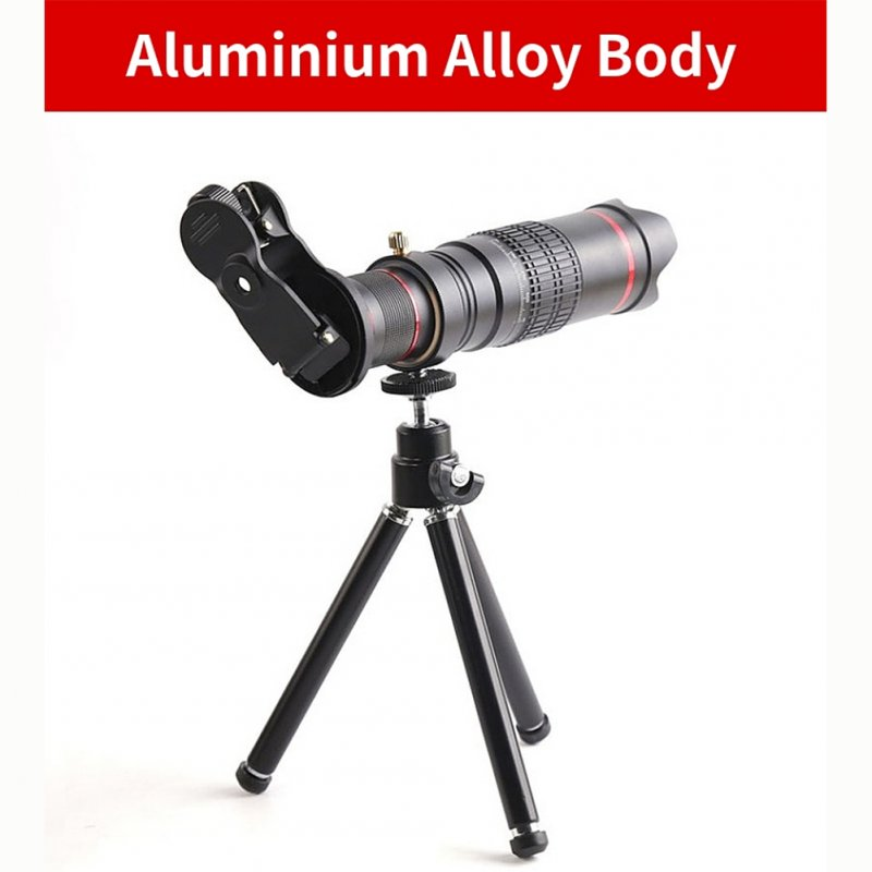 Universal 22X Super Zoom Lens Portable Telescope for Smartphone Super Zoom Camera 22X telephoto lens