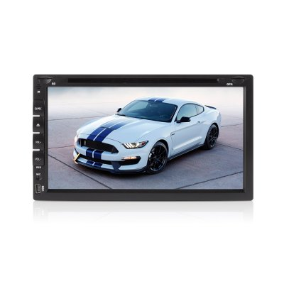 Universal 7 Inch Car DVD Player