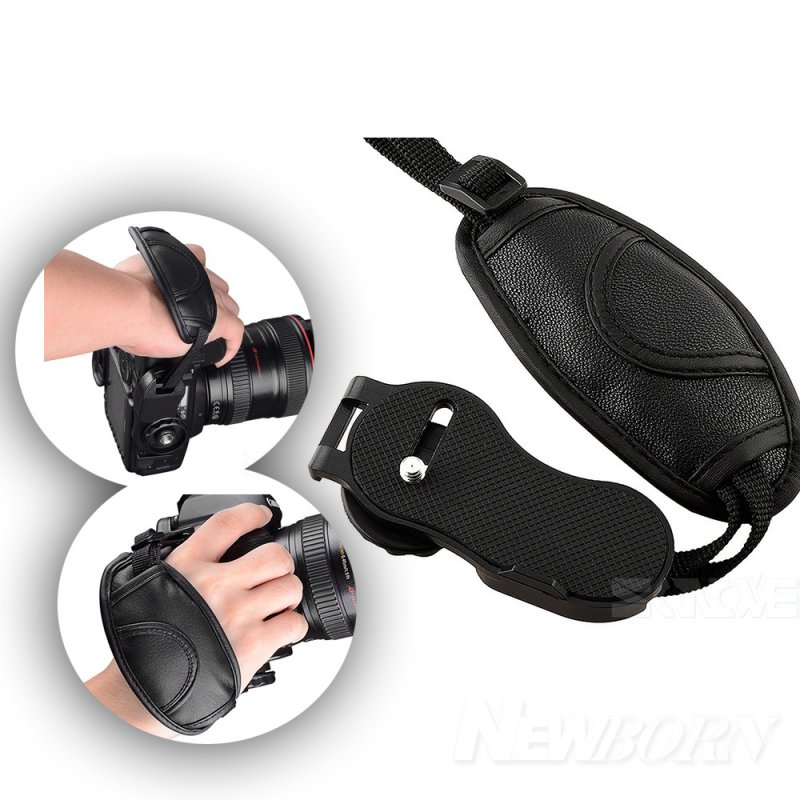 Universal Camera DSLR Grip Wrist Hand Strap for Canon Nikon Sony