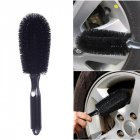 Universal Car Wheel Rims Tire Washing Handle Brush Auto Cleaning Tool House Carpet Cleaner