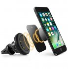 Universal Cell Phone Stand GPS Air Vent Magnetic Car Mount Cradle Holder