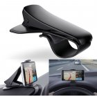 Universal Clip On Car HUD GPS Dashboard Mount Cell Phone Holder Non-slip Stand Large