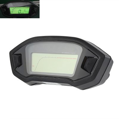 Universal Digital Motorcycle Odometer