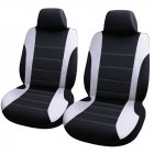 Universal Fashion Style Front Back Car Seat Covers Set