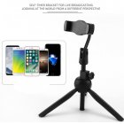 Universal Wireless Bluetooth Selfie Stick Live Tripod Monopod For Gopro For Smartphone Slr Sport Camera black