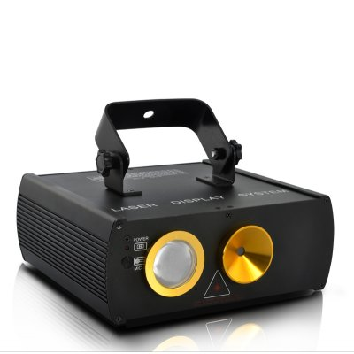 Double Laser DMX Projector