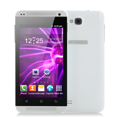 4 Inch Screen Budget Android Phone - Four (W)