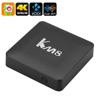 KM8 Android 6.0 TV Box