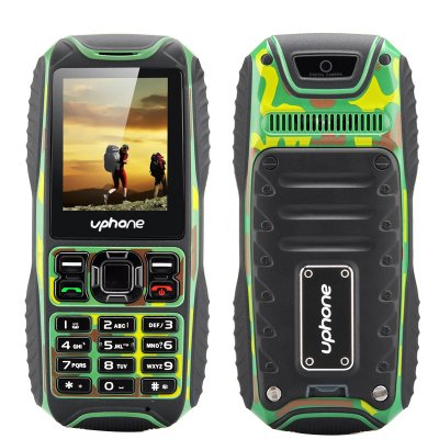 Uphone U3A IP67 Rugged Phone (Camouflage)