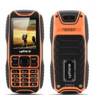 Uphone U3A Rugged Phone has an IP67 Waterproof and Dust Proof Rating  Shockproof  MP3 MP4 Player and Bluetooth syncing