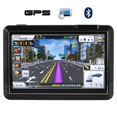 GuideStar 4.3 Inch Portable GPS