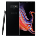 Used Samsung Galaxy Note9 European Version Single SIM Mobile Phone 6+128GB 4000mAh NFC 4G phone black