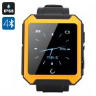 Uterra Bluetooth Smartwatch (Orange)