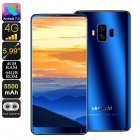 VKWorld S8 Android Smartphone features a powerful Octa Core CPU and comes with 4GB RAM  On its infinity display  it treats you to an unlimited visual experience