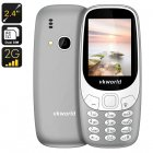 VKWorld Z3310 Cell Phone (Grey)