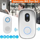 VSTARCAM D2 Waterproof Wireless Door Camera WiFi Snapshot Doorbell Smart Home Alert System US plug