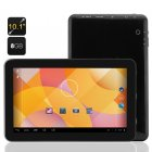 Venstar 2015 8GB ROM Tablet has a 10 1 Inch Display  Android 4 2 OS  Dual Core CPU and 1GB RAM  Black
